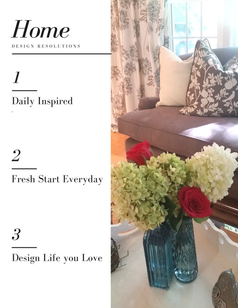 Home Design Resolutions