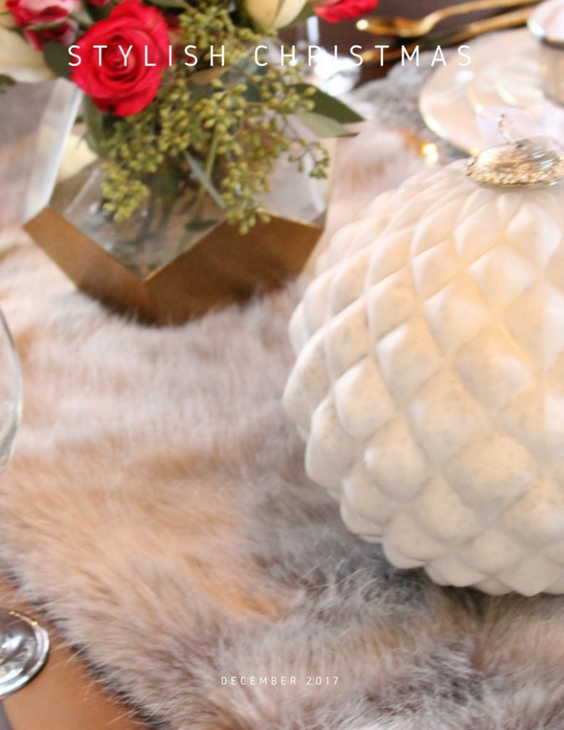 Stylish Christmas Sparkle Home Tour